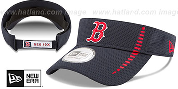 Red Sox 'SPEED-VISOR' Navy by New Era