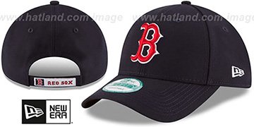 Red Sox 'THE-LEAGUE GAME STRAPBACK' Navy Hat by New Era