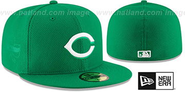 Reds '2016 ST PATRICKS DAY' Hat by New Era