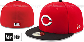 Reds AC-ONFIELD ROAD Hat by New Era