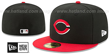 Reds AC-ONFIELD ALTERNATE Hat by New Era