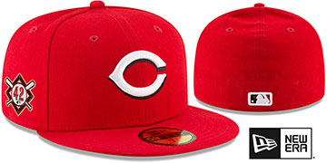 Reds JACKIE ROBINSON HOME Hat by New Era
