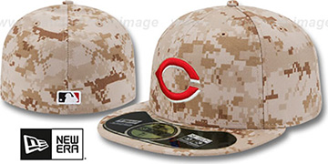 Reds 'PERFORMANCE ALTERNATE - 2' Hat by New Era