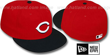 Reds 'PERFORMANCE ROAD' Hat by New Era