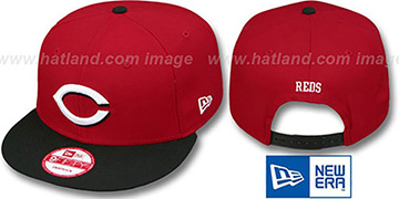 Reds 'REPLICA ROAD SNAPBACK' Hat by New Era