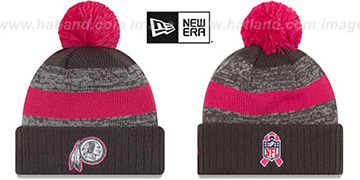Redskins '2016 BCA STADIUM' Knit Beanie Hat by New Era
