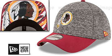 Redskins '2016 NFL DRAFT FLEX' Hat by New Era