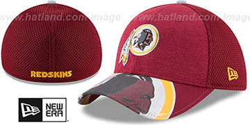 Redskins '2017 NFL ONSTAGE FLEX' Hat by New Era