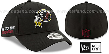 Redskins 2020 NFL VIRTUAL DRAFT FLEX  Hat by New Era