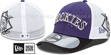 Rockies 2013 CLUBHOUSE 39THIRTY Flex Hat by New Era