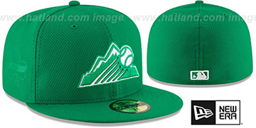 Rockies 2016 ST PATRICKS DAY Hat by New Era