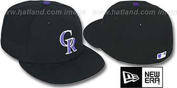 Rockies 'PERFORMANCE GAME' Hat by New Era