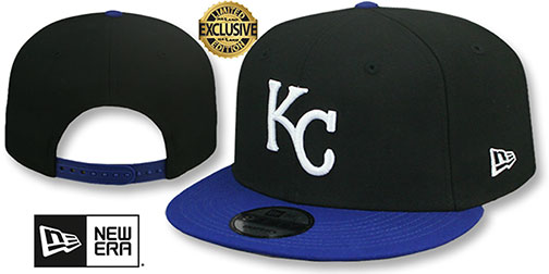 Royals 2002-05 COOPERSTOWN REPLICA SNAPBACK Hat by New Era
