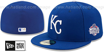 Royals '2015 WORLD SERIES GAME' Hat by New Era