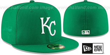 Royals 2016 ST PATRICKS DAY Hat by New Era