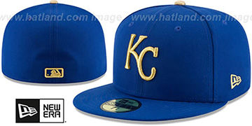 Royals AC-ONFIELD ALTERNATE Hat by New Era