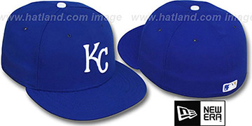 Royals PERFORMANCE GAME Hat by New Era