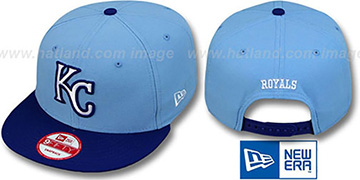 Royals 'REPLICA ALTERNATE SNAPBACK' Hat by New Era