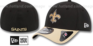 Saints '2015 NFL DRAFT FLEX'  Hat by New Era