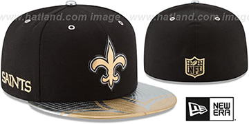 Saints '2017 SPOTLIGHT' Fitted Hat by New Era
