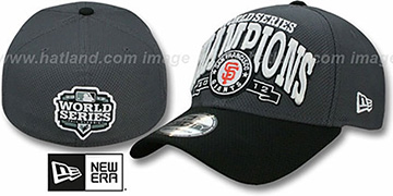 SF Giants 2012 WORLD SERIES CHAMPS Hat by New Era