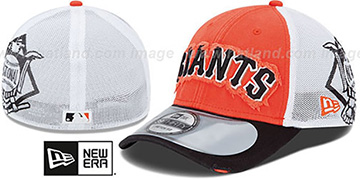 SF Giants 2013 CLUBHOUSE 39THIRTY Flex Hat by New Era
