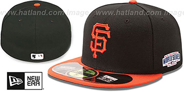 SF Giants '2014 WORLD SERIES ALTERNATE' Hat by New Era