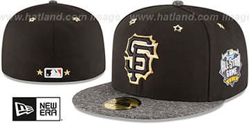 SF Giants '2016 MLB ALL-STAR GAME' Fitted Hat by New Era