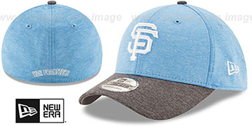 SF Giants '2017 FATHERS DAY FLEX' Hat by New Era