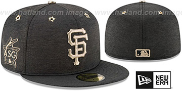 SF Giants '2017 MLB ALL-STAR GAME' Fitted Hat by New Era
