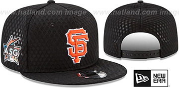 SF Giants '2017 MLB HOME RUN DERBY SNAPBACK' Black Hat by New Era