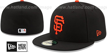 SF Giants '2017 ONFIELD GAME' Hat by New Era