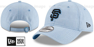 SF Giants '2018 FATHERS DAY STRAPBACK' Hat by New Era