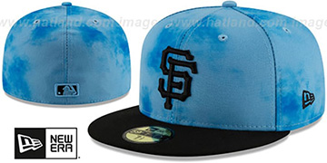 SF Giants 2019 FATHERS DAY Fitted Hat by New Era