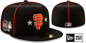 SF Giants '2019 MLB ALL-STAR GAME' Fitted Hat by New Era