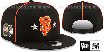SF Giants 2019 MLB ALL-STAR GAME SNAPBACK Hat by New Era