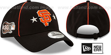 SF Giants 2019 MLB ALL-STAR GAME STRAPBACK Hat by New Era
