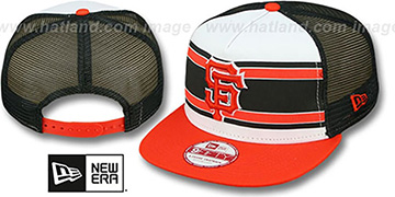 SF Giants 'BAND-SLAP SNAPBACK' Hat by New Era
