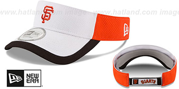 SF Giants 'COLOR-BLOCK VISOR' by New Era