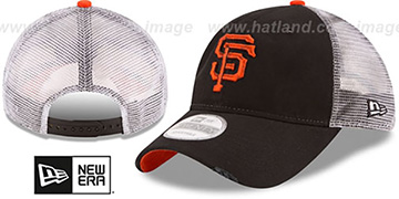 SF Giants 'RUSTIC TRUCKER SNAPBACK' Hat by New Era
