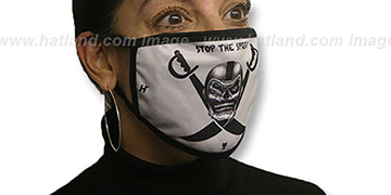 SKULL and SWORDS Washable Fashion Mask by Hatland.com