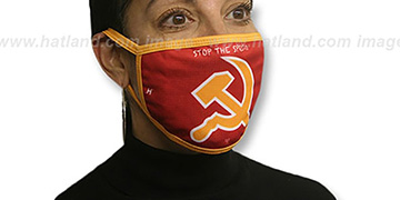 SOVIET UNION HAMMER and SICKLE Washable Fashion Mask by Hatland.com