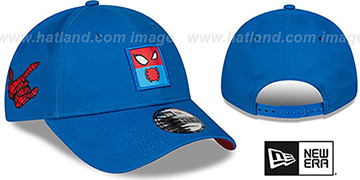 Spiderman 'ELEMENTS PATCH SNAPBACK' Adjustable Hat by New Era