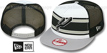 Spurs 'BAND-SLAP SNAPBACK' Hat by New Era