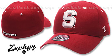 Stanford 'DH' Fitted Hat by ZEPHYR
