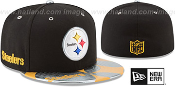 Steelers '2017 SPOTLIGHT' Fitted Hat by New Era