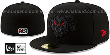 Storm COPA Black Fitted Hat by New Era