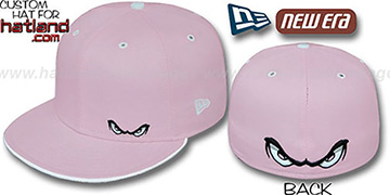 Storm 'FLAWLESS' Fitted Hat by New Era - pink