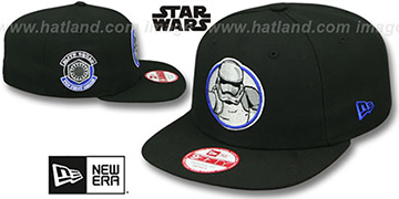 Storm Trooper VII 'RETROFLECT SNAPBACK' Black Hat by New Era