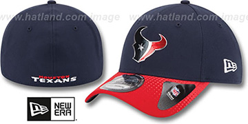 Texans '2015 NFL DRAFT FLEX'  Hat by New Era